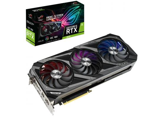 ASUS ROG Strix GeForce RTX 3070 8GB GDDR6 OC Edition