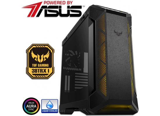 ASUS TUF 38RTX I Gaming PC 10Gen Core i7 w/ RTX 3080 Liquid Cooled