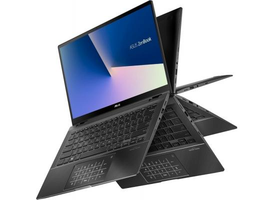 ASUS ZenBook Flip 14 NEW 10Gen Core i7 2-in-1 Touch Screen - Grey