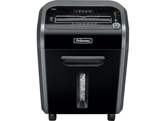 Fellowes Powershred 79Ci Cut Shredder 16 Sheet Capacity Black/Dark Silver