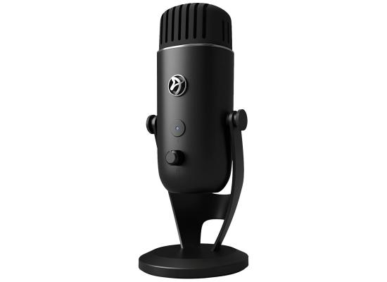 Arozzi Colonna USB Microphone for Streaming and Gaming - Black