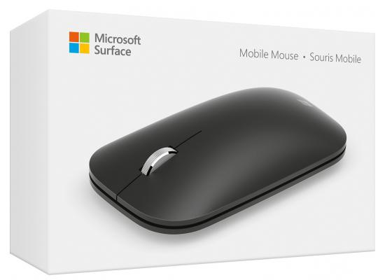 Microsoft Modern Mobile Bluetooth 4.0 Mouse - Black