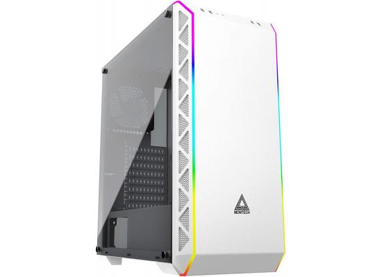 Montech AIR 900 ARGB Gaming Case w/ ARGB Lighting Strip - White