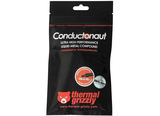 Thermal Grizzly Conductonaut Liquid Metal Thermal Paste 1g