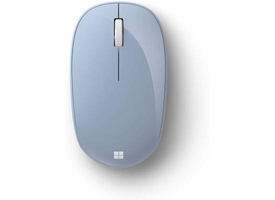 Microsoft Bluetooth Mouse Fast-Tracking Sensor - Pastel Blue
