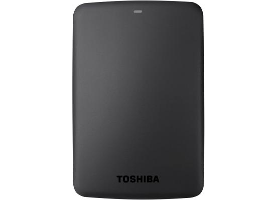 Toshiba Canvio Basics 4TB USB 3.0 Portable Hard Drive - Black