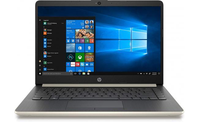 HP Laptop 14-dk0010ne NEW Athlon 3 w/128GB SSD & Win 10