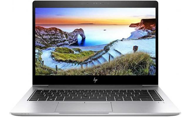 HP EliteBook 840 G6 8Gen Core i7 Quad Core - Silver