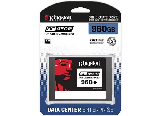 Kingston Enterprise DC450R 960GB SATA III  (SSD)