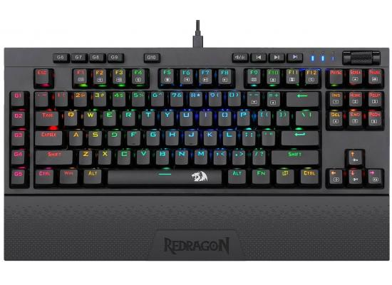 Redragon VISHNU K596 RGB MECHANICAL Wired & Wireless