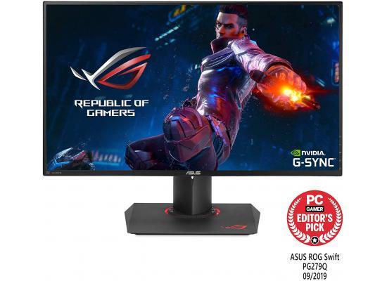 """ASUS ROG PG279Q 27"""" WQHD IPS G-Sync Gaming"""