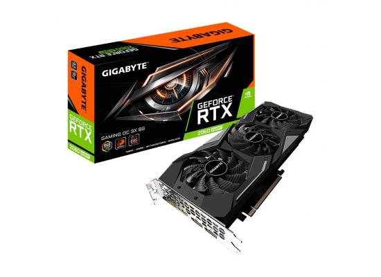 Gigabyte NVIDIA RTX 2060 SUPER 8GB 3X WINDFORCE OC
