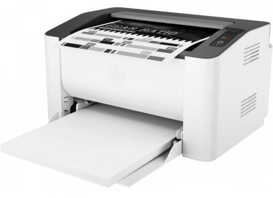 HP Laserjet 107w A4 Mono Laser Printer - Wireless