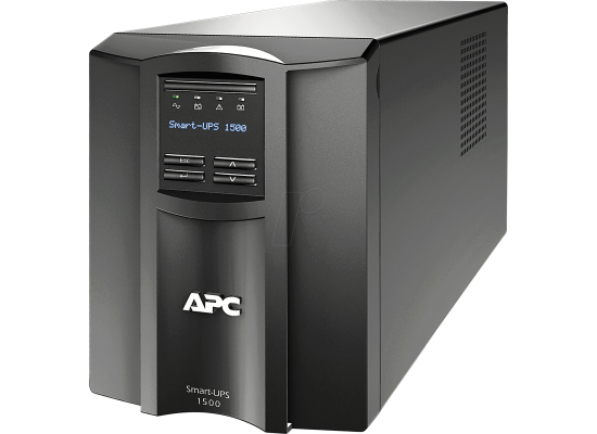 APC SMT1500IC Smart-UPS 1500VA LCD with SmartConnect