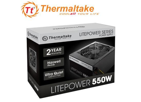 Thermaltake Litepower Gen2 550W ATX Black