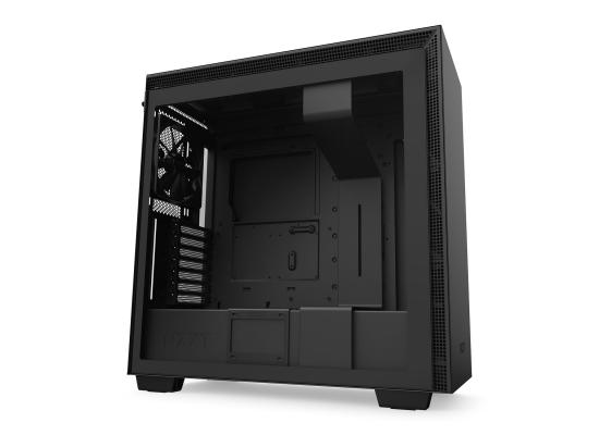 NZXT Black H710 Mid Tower Windowed PC Gaming Case