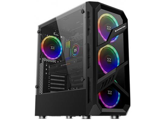 Xigmatek Lamiya RGB Tempered Glass Gaming Case