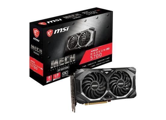 MSI AMD Radeon RX 5700 MECH GP OC 8GB GDDR6 RDNA