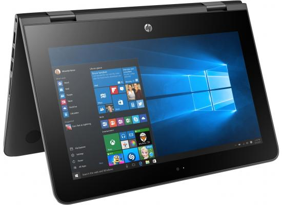 HP x360 Convertible PC 11-ab102ne Touch Screen  - Black