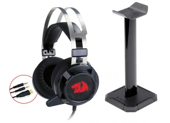 Redragon H301 SIREN2 7.1 USB Gaming Headset w/ Stand