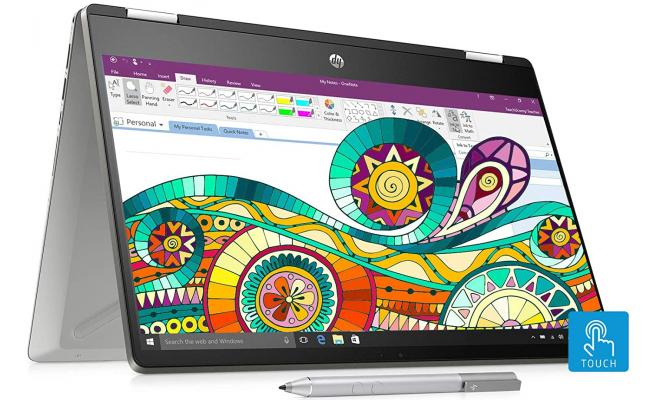 HP Pavilion x360 14-dh1028ne Core i7 10Gen 2-in-1 Touch