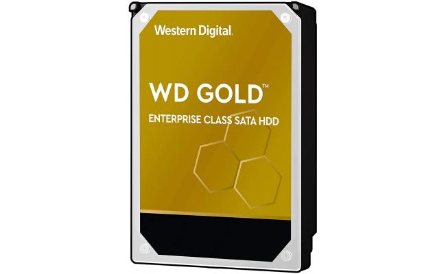 WD Gold 14TB Enterprise Class HDD 7200 RPM 256 MB Cache