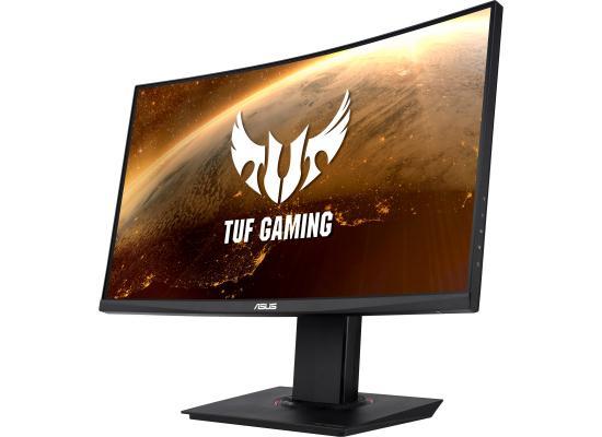 "ASUS TUF VG24VQ 24"" FHD 144Hz FreeSync Curved Gaming"