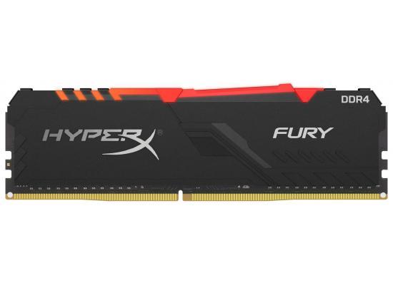 HyperX Fury 8GB RGB 3733 MHz DDR4 Memory