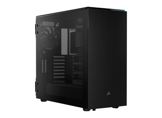 Corsair Carbide 678C Black Quiet Glass Gaming Case