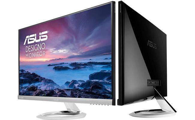 "ASUS Designo MX279HE 27"" FHD IPS Frameless Blue Light Filter"