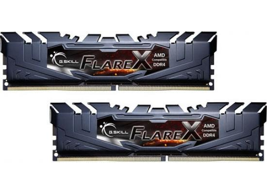 G.SKILL Flare X 16GB KIT (2 x 8GB) DDR4 3200Mhz (for AMD)