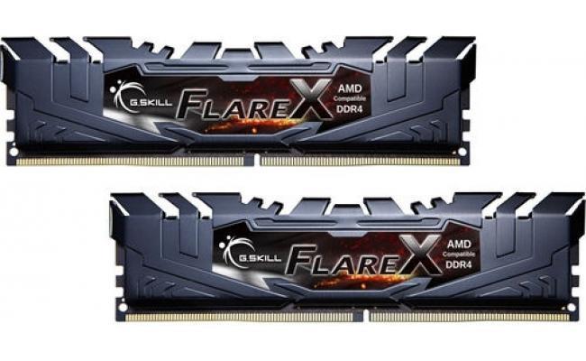 G.SKILL Flare X 16GB KIT (2 x 8GB) DDR4 3200Mhz (for AMD)
