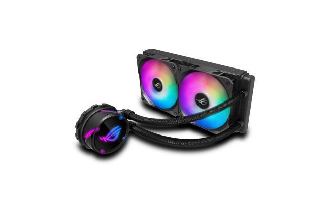 ASUS ROG STRIX LC 240mm RGB AIO CPU Water Cooler