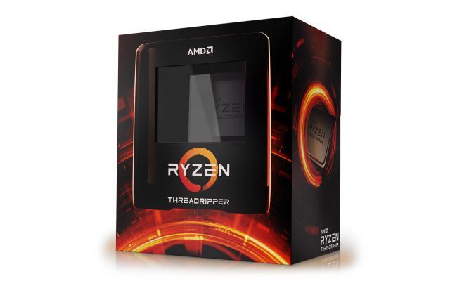AMD Ryzen Threadripper 3960X 24-Cores up to 4.5GHz