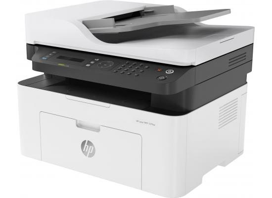 HP LaserJet Pro M137fnw Mutlifunction 4 in One Black