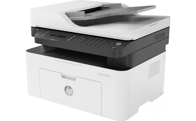 HP LaserJet Pro M137fnw Mutlifunction 4 in One Black