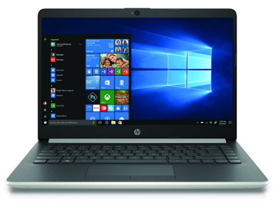 HP Laptop 14-cf2007ne NEW 10Gen Core i5 Quad Core