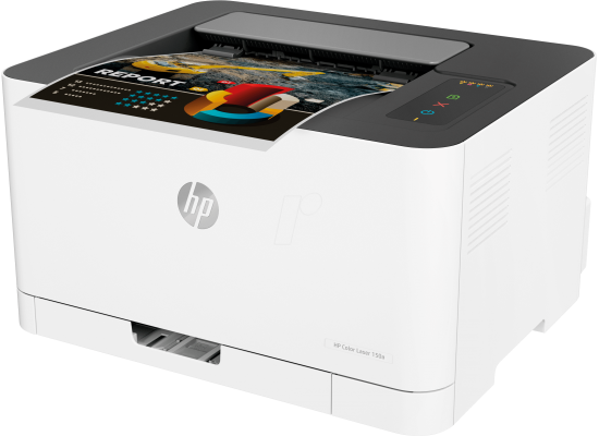 HP Color Laser 150a A4 Color Laser Printer USB