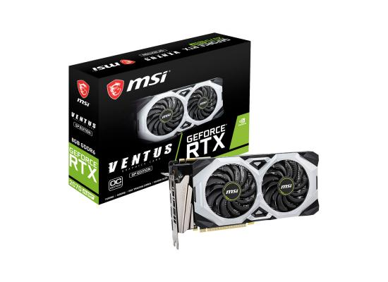 MSI NVIDIA GeForce RTX 2070 SUPER 8GB VENTUS GP OC
