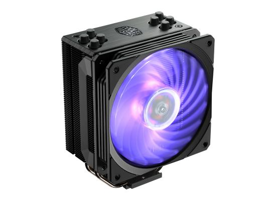 Cooler Master Hyper 212 Black Ed. RGB Intel/AMD CPU Cooler