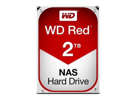Western Digital 2TB Red Hard Drive 64 MB (3.5 inch)