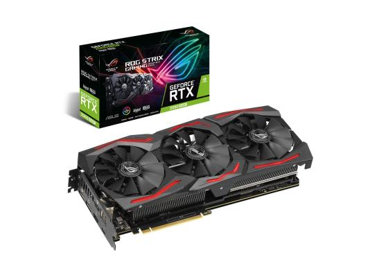 ASUS ROG STRIX RTX 2060 SUPER 8GB DDR6 EVO ADVANCED