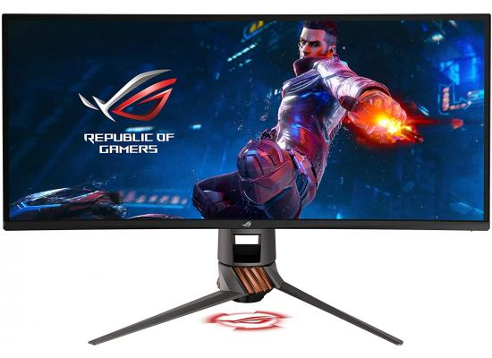 "ASUS 34"" PG349Q 4K UltraWide Quad HD 120Hz G-SYNC Curved"