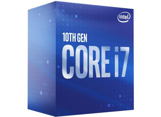 Intel Core i7-10700F Comet Lake 8-Cores up to 4.8 GHz 16MB