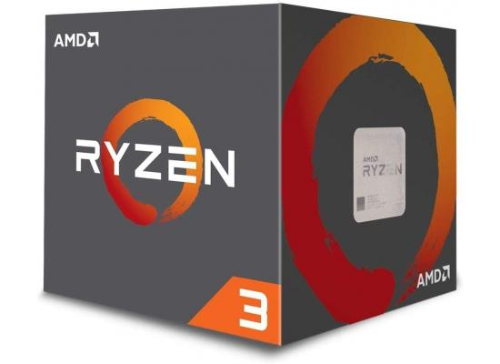 AMD Ryzen 3 1200 AF 3.4GHz 4-Cores 8 MB with Wraith Stealth cooler