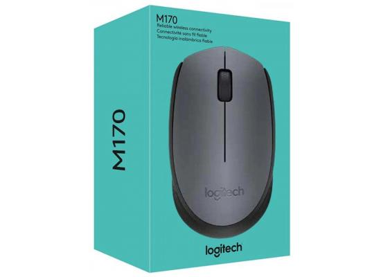 Logitech M170 Wireless Mouse USB Receiver & 12M Battery Life