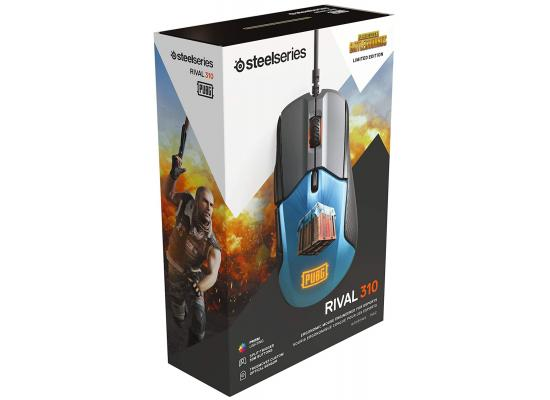 SteelSeries 62435 Rival 310 PUBG Edition Gaming Mouse