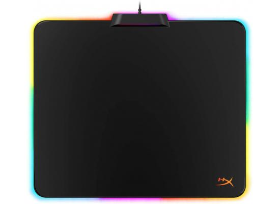HyperX FURY Ultra 360° RGB Lighting Gaming Mouse Pad - Medium