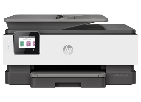 HP OfficeJet Pro 8023 All-in-One Wireless Printer