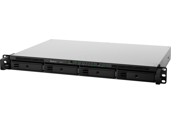 Synology RackStation RS819 4 Bay 1U Rackmount NAS Enclosure